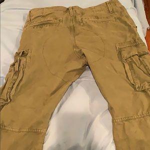 GAP Pants - Olive cargo pants